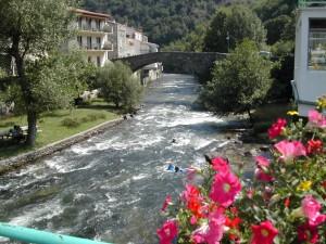 Pont Vieux Axat