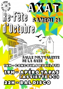Re-Fête d'Octobre