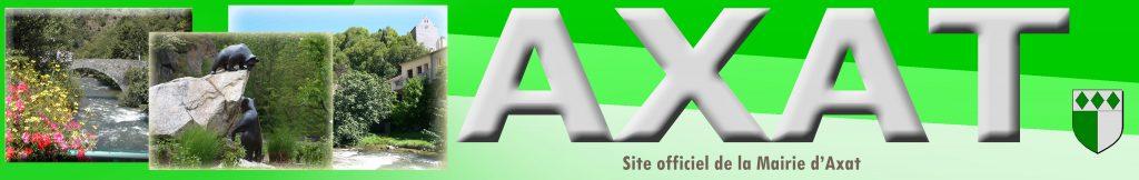 Site officiel de la Mairie d'Axat