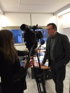 BFMTV en reportage à Axat