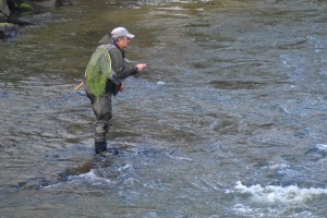 Retour sur l'ouverture de la pêche