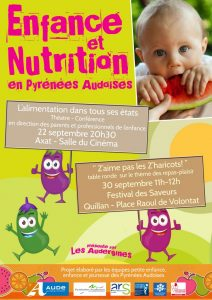 Enfance et nutrition en Pyrénées Audoises