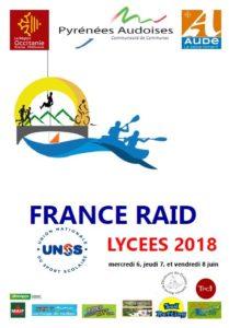 Championnat de France UNSS de Raid Multisports de Nature