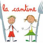 Menus de la Cantine