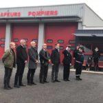 Les Pompiers ont célébré la Sainte Barbe