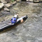 Sélectif interrégional de kayak en Haute Vallée ce week-end !