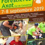 Journées Forestières 7 et 8 Septembre 2019