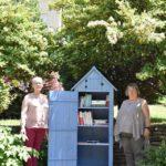 Les livres au jardin !