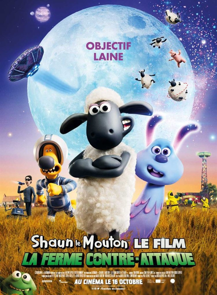 Séance de Cinéma du 21 octobre 2019