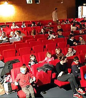 Cinéma pour les Ecoles